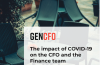 Report on the effect of covid on CFOs and finance teams