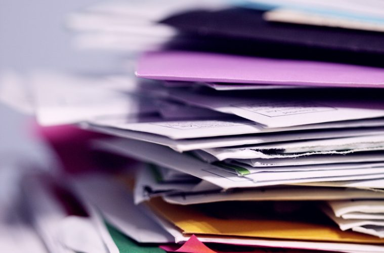 Accounts payable is still drowning in paperwork